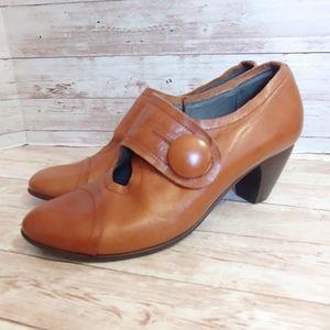 Gidigio Italian leather booties